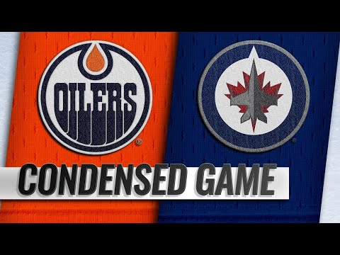 10/16/18 Condensed Game: Oilers @ Jets