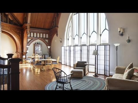 converting churches into homes youtube. Black Bedroom Furniture Sets. Home Design Ideas
