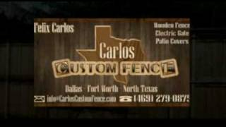 Dallas Fort Worth Custom Cedar Fence Board On Board Wood Fence Staining Painting