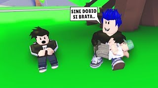 I GOT A BROTHER! Roblox Family Adventures #10
