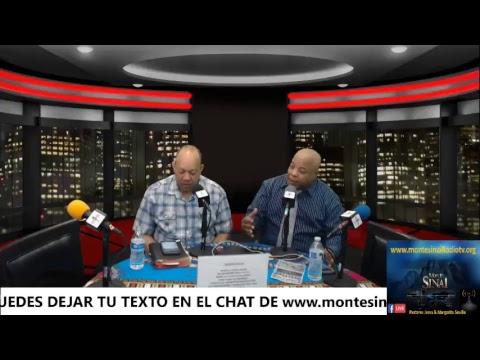 Monte Sinai Radio tv Conquistando a paterson para CRISTO 4/2/2018