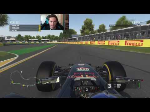 F1 2016 [Xbox One] - Round 1/21 [Australian Grand Prix]