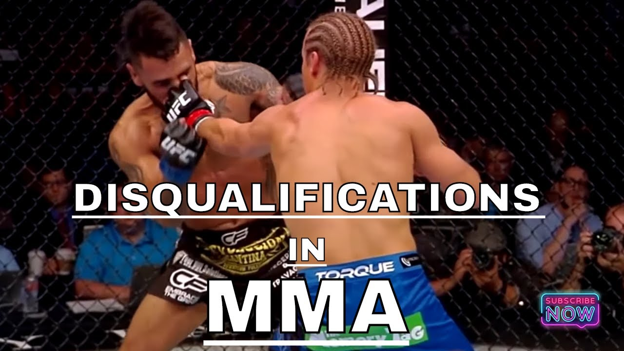 The Most UNLAWFUL Moves in MMA
