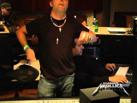 Mission Metallica: Fly on the Wall Clip (August 24, 2008)