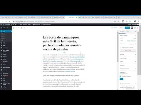 Omniglot   AI WordPress Translation Plugin - Demo Tutorial thumbnail