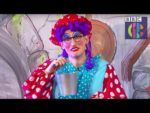CBBC Christmas Panto | Hack and the Beanstalk | Hacker's Crackers