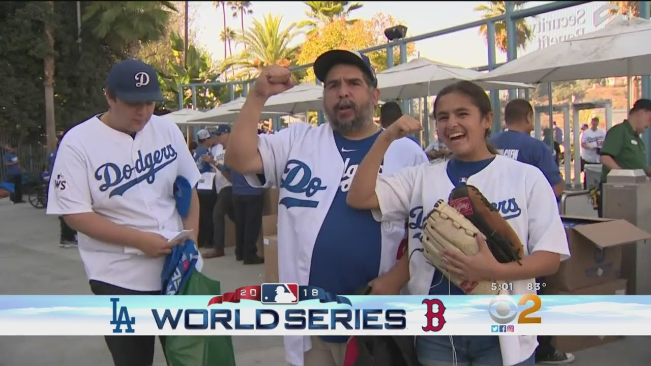 The Sports Report: Dodgers win Game 3