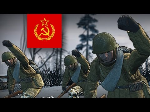 Company of Heroes 2 - Russian Build for Beginners w/ Commentary [1080p/HD]