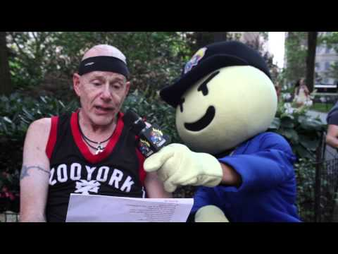 Say My Ish: New Yorkers Recite Action Bronson