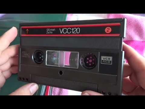 VIDEO 2000 VCC Video compact cassette