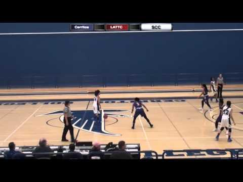 Los Angeles Trade Technical College vs Cerritos
