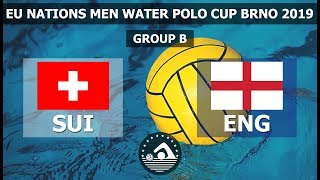 2019 EU NATIONS MEN D2 | 11- SWITZERLAND - ENGLAND