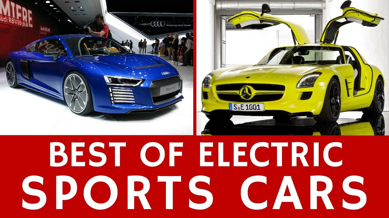 15 Electric Sports Cars with Best 0-60 Acceleration Records