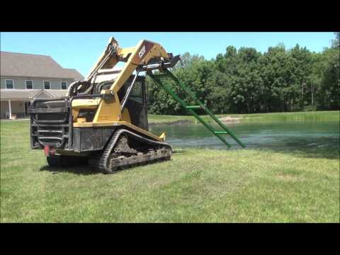 Pond Rake - YouTube