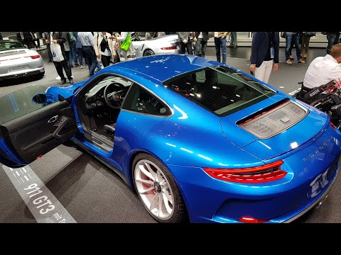 Porsche 911 GT3 with Touring Package and 991 GT2 RS. Bye 911R price hike :D