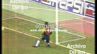 DiFilm - Argentina vs Japon - King Fahd Cup 1995