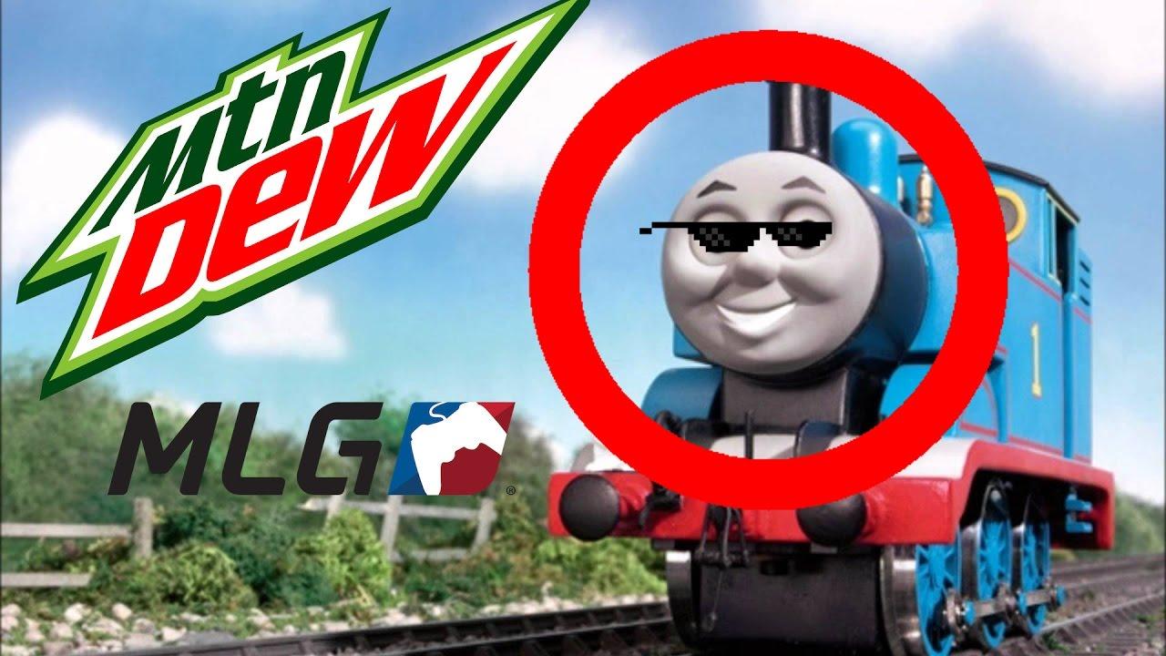 Thomas die Lokomotive | Intro Remix | MPRemix - YouTube