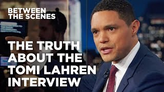Trevor breaks down why he invited Tomi Lahren to The Daily Show, the vitriolic backlash on both sides of the party divide over her interview, and the ...