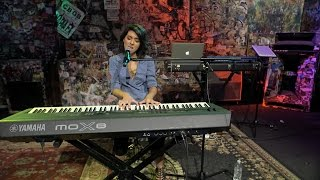 "Christina Grimmie Performs ""With Love"" Live! 