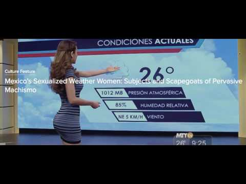 MGTOW: Hot Mexican Weather Girls Destroy the Planet! Asian Women Smell Better