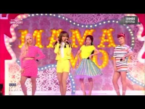 """마마무(MAMAMOO) """"AHH OOP!"""" 문별 랩파트 모음 Part2"""
