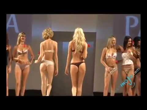Lingerie Francaise Paris Fashion Show Part 11