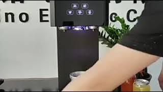 업소용 캔 씰링 기계 완전 자동 캔실링 캔시머 캔 씰링…