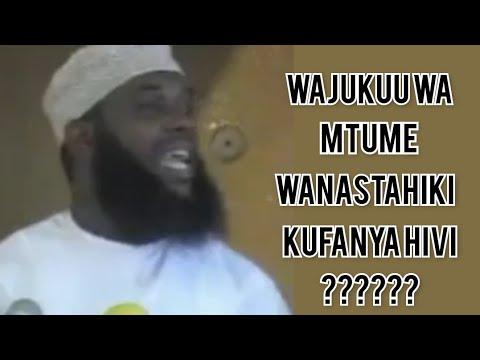 Download Uovu wa liwatwi|001|Tujiepushe nao watu hawa|Sheikh Ali Bahero