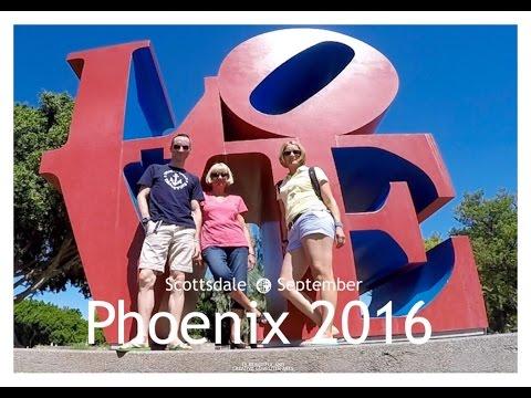 MY USA Arizona Vacation 2016 - fun in the sun