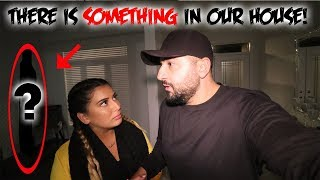 SOMETHING IS IN OUR HOUSE! | The Sargi Family