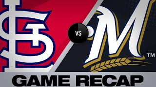 Yelich caps historic day with walk-off win - 3/31/19