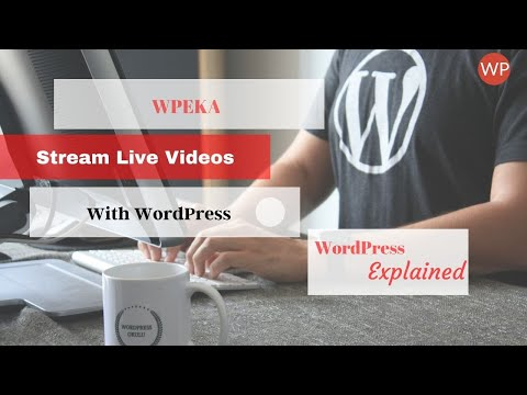 How to stream live videos with WordPress