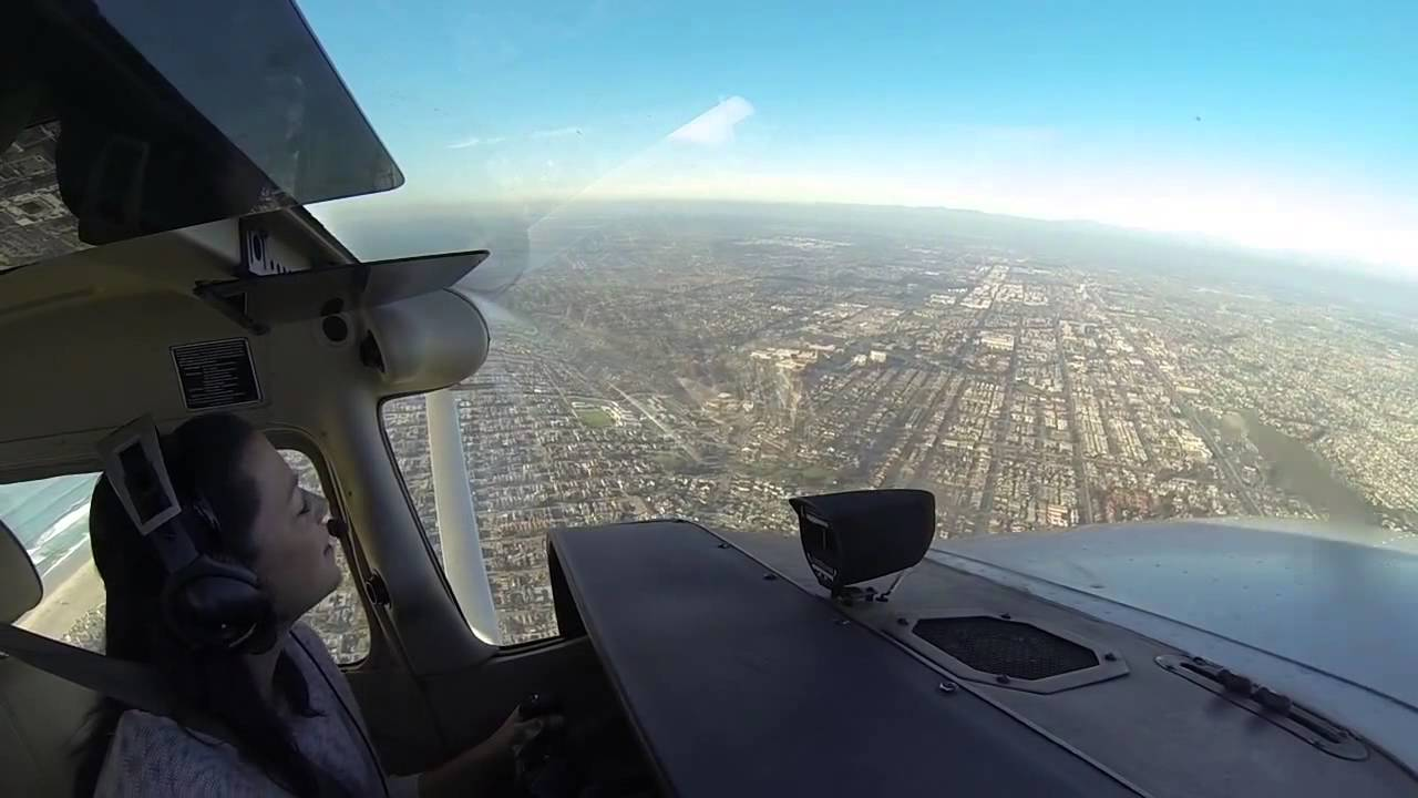 Pacific Air Flight School - Flying Lessons Long Beach Airport