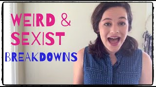 ACTRESS RESPONDS TO SEXIST HOLLYWOOD CASTING CALLS!