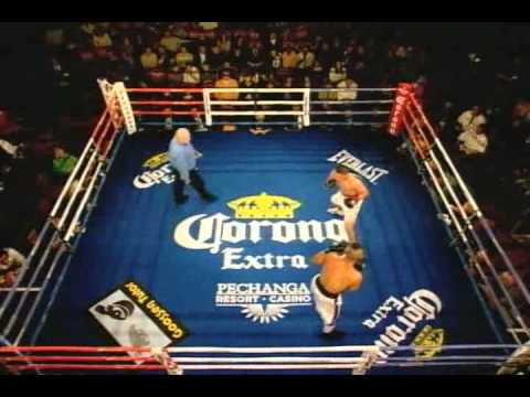 """Javier """"EL INTOCABLE"""" Molina Vs. Miguel Garcia 11.11.09 (ENTIRE FIGHT)"""