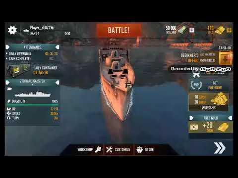 Game tàu chiến hay nhất