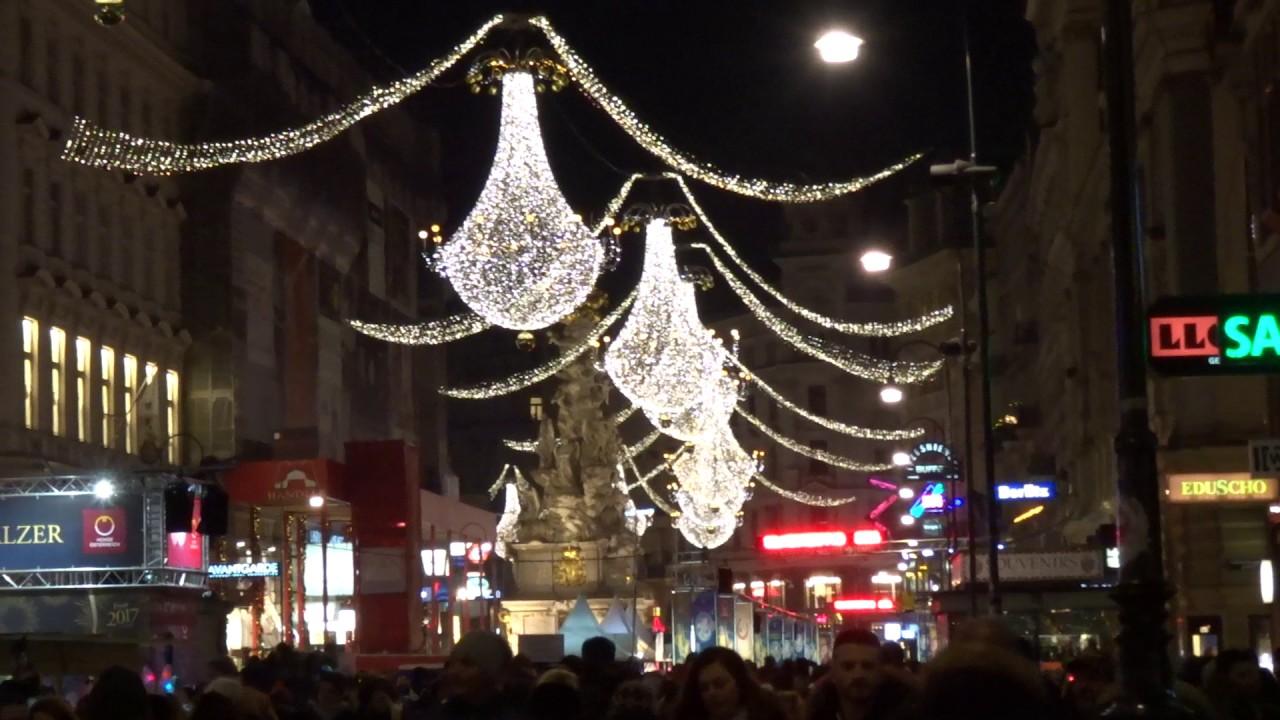 Vienna Christmas Decorations 2017 - YouTube