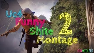 Uncharted 4 Funny Shite Montage 2