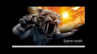 Primeval - Saber-toothed cat