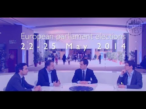 2014 European Elections: the vote is yours!