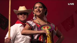 2019 Ballet Folklorico Alma de Mexico of SSFHS Spring Dance Concert