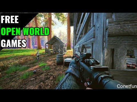 Top 10 Free Open World Games for PC
