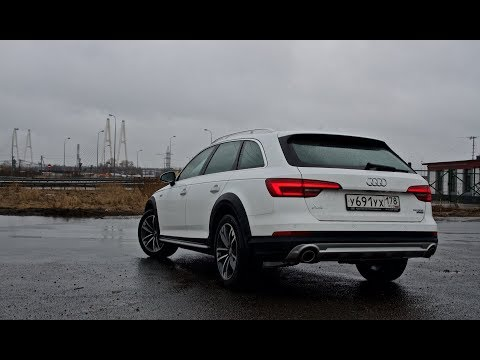 Отзыв владельца об Audi A4 B9 Allroad Quattro Ultra Owner s POV Review with English Subtitles
