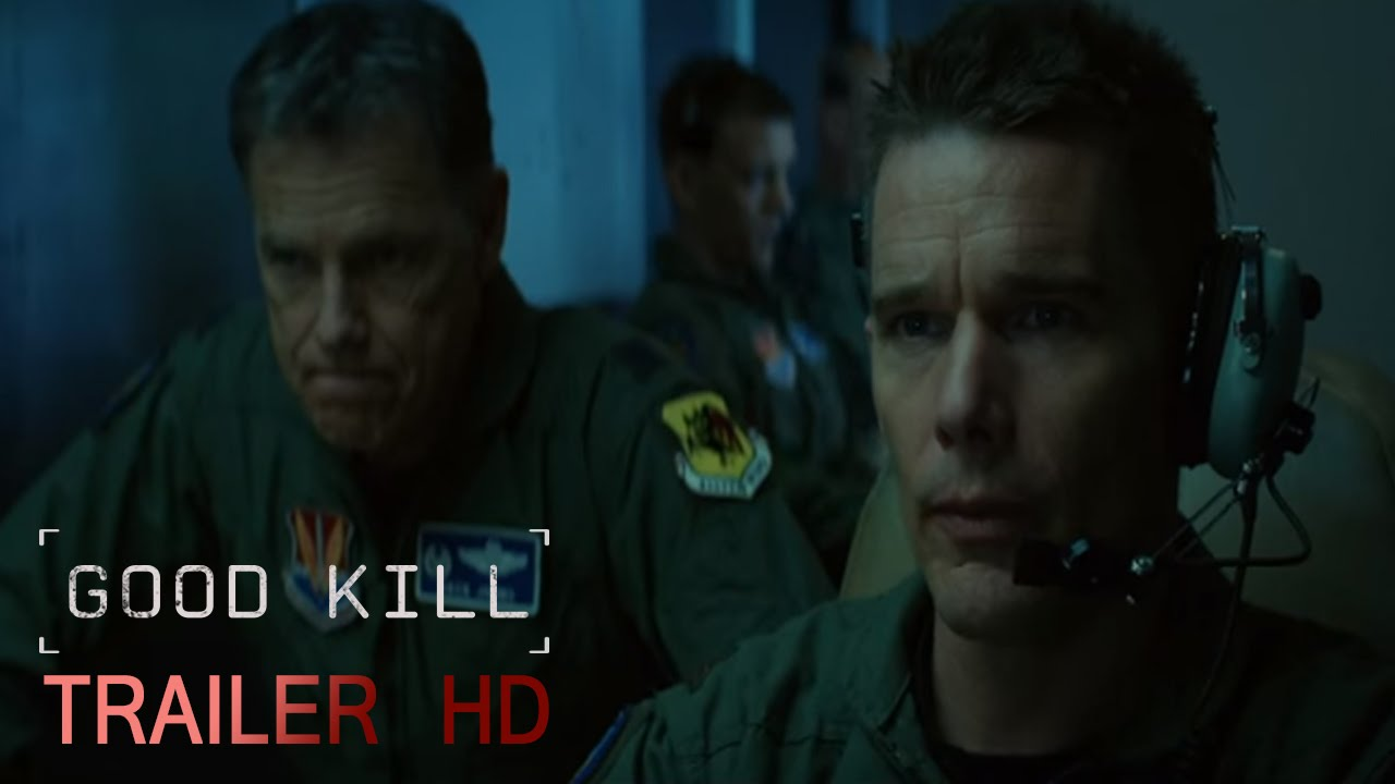 "GOOD KILL | Trailer Ufficiale ITA (150"")"