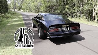 Download THE SKID FACTORY - 1978 Pontiac Firebird Trans Am [Build Review] Mp3 and Videos