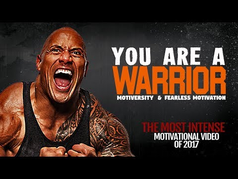 The Most INTENSE Video of 2017 – WARRIOR: A Powerful Motivational Speech Video