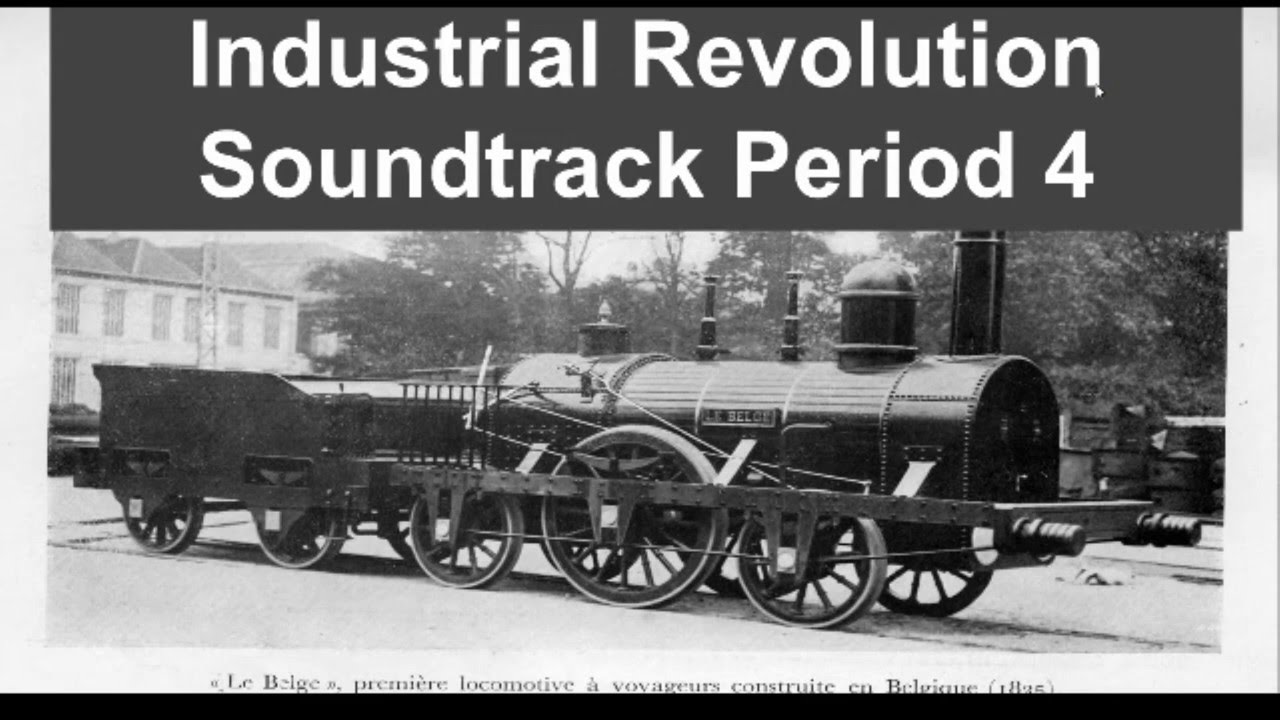 industrial revolution period One major impact of the industrial revolution was the vast improvement in instrument construction, and with new technical resources at their disposal, composers were able to write more complex music for instruments, and so it could be said that th.