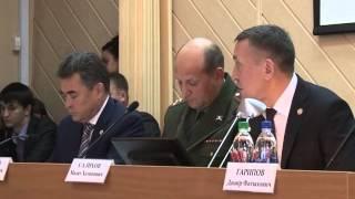 В Альметьевске обсуждают организацию осеннего призыв в армию(, 2014-10-01T12:38:18.000Z)