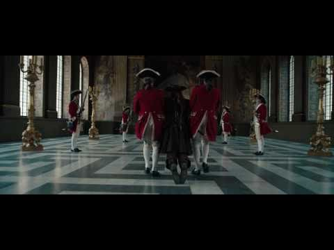 Pirates of the Caribbean 4 Official Trailer HD  : On Stranger Tides