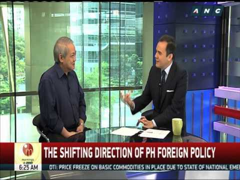 Analyst: Duterte's comments vs US a sign of independence